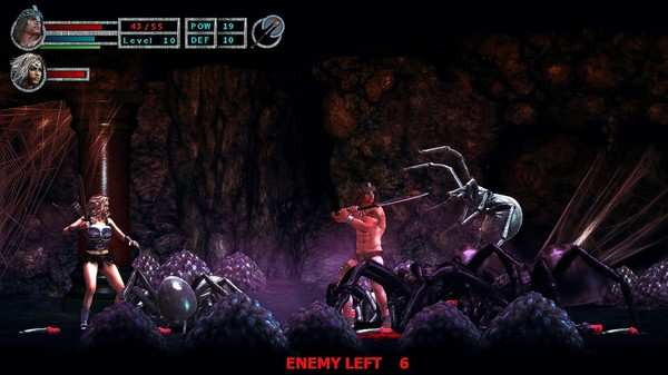 Age of Barbarian Extended Cut The Spider God Free Download