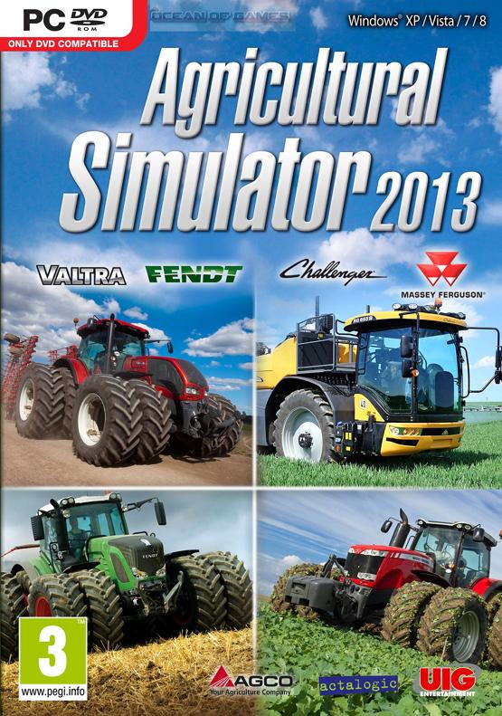 Agricultural Simulator 2013 Free Download