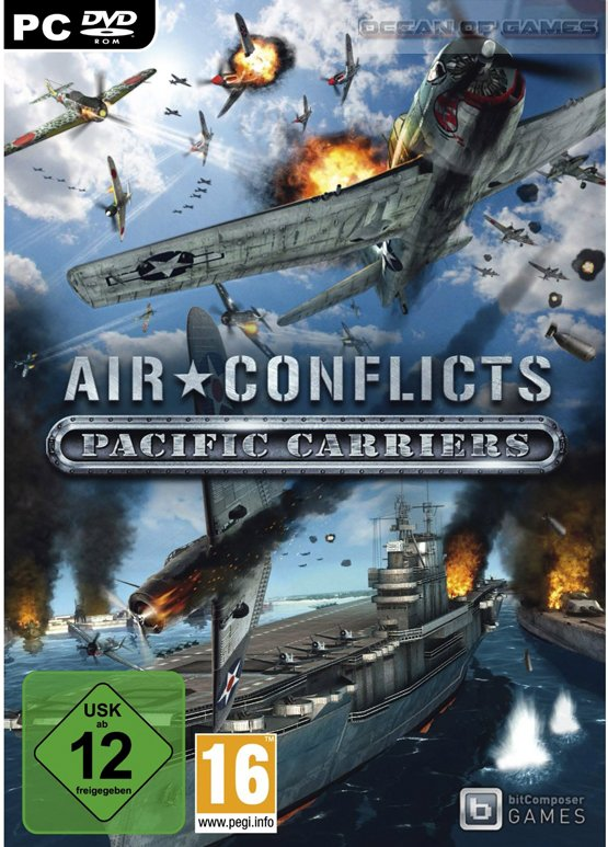 Air Conflicts Pacific Carriers Download For Free