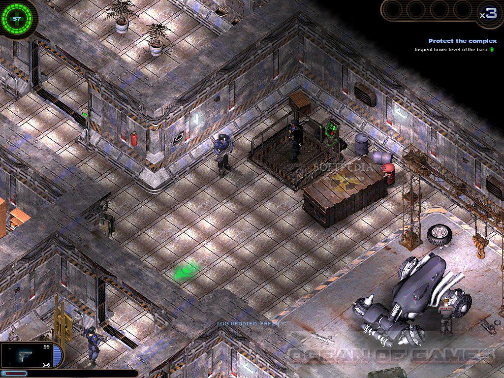 Alien Shooter 2 Features