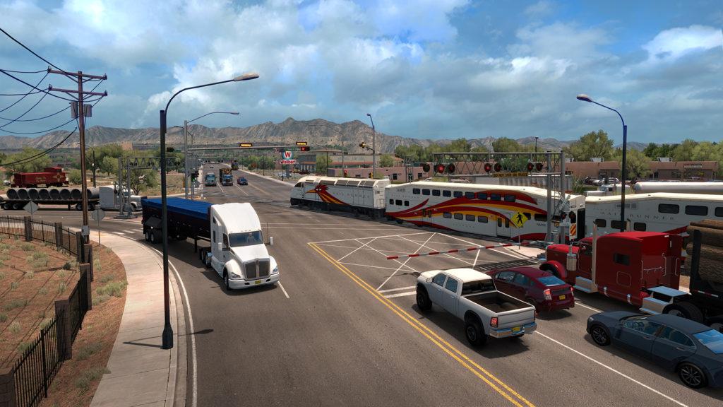 American Truck Simulator New Mexico Free Download