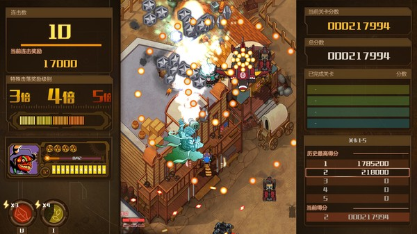 AngerForce Reloaded Arcade Edition Free Download