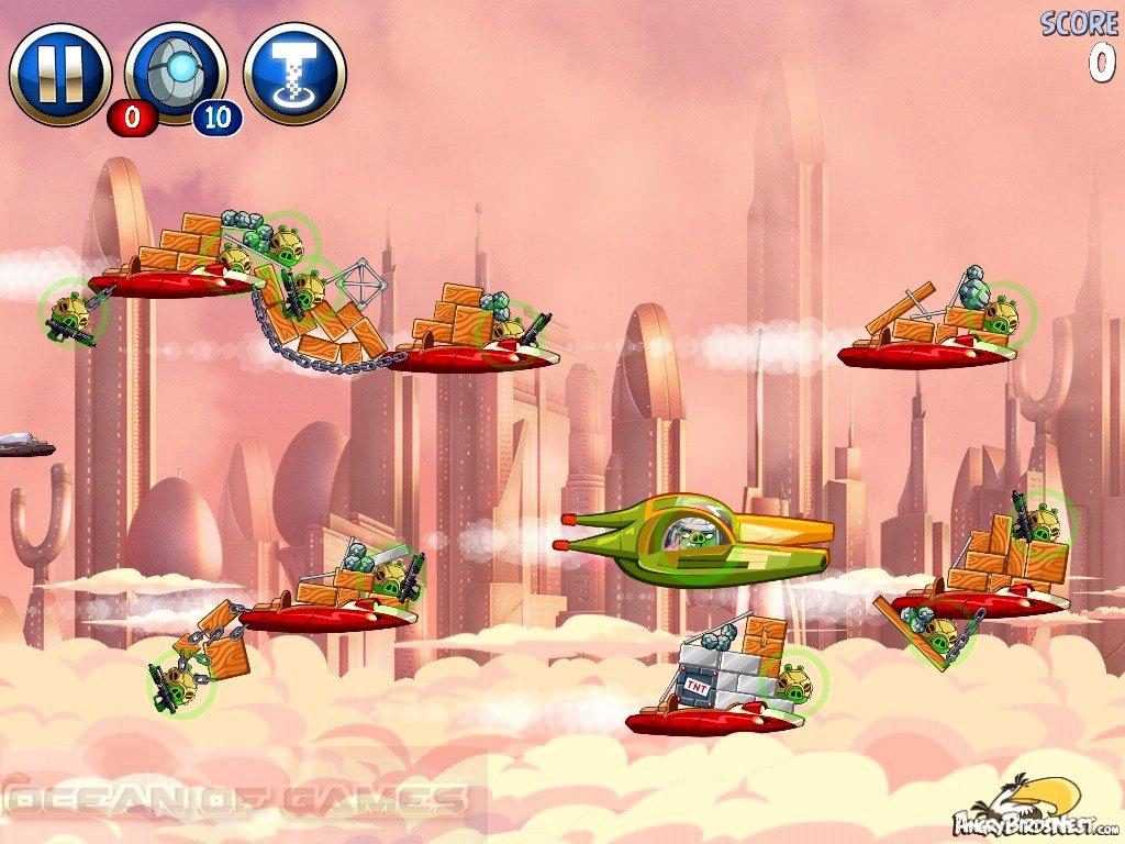 Angry Birds Star Wars II Setup Free Download