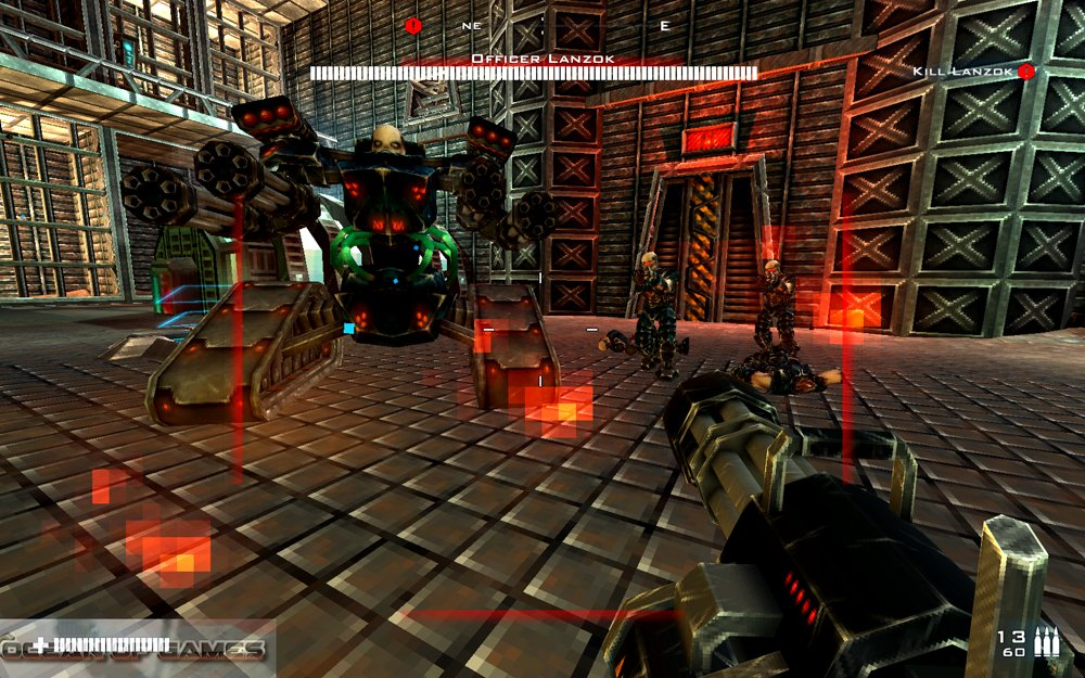 Bedlam PC Game Download For Free