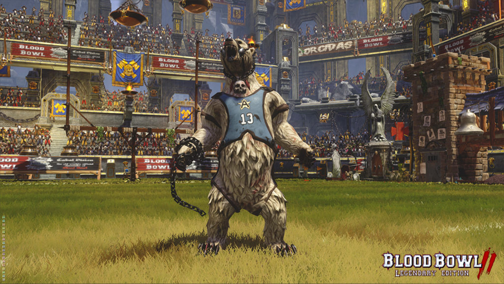 Blood Bowl 2 Legendary Edition Free Download