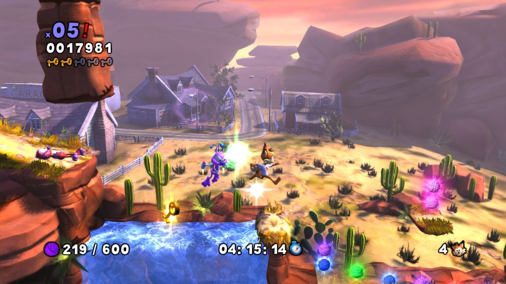 Bubsy The Woolies Strike Back Free Download