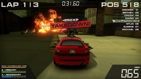 Burnin Rubber 5 HD Free Download
