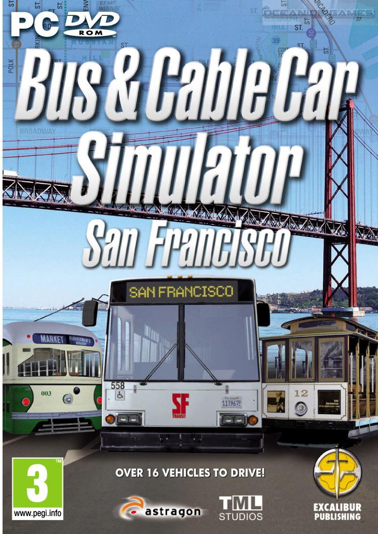 Bus and Cable Car Simulator San Francisco Free Download