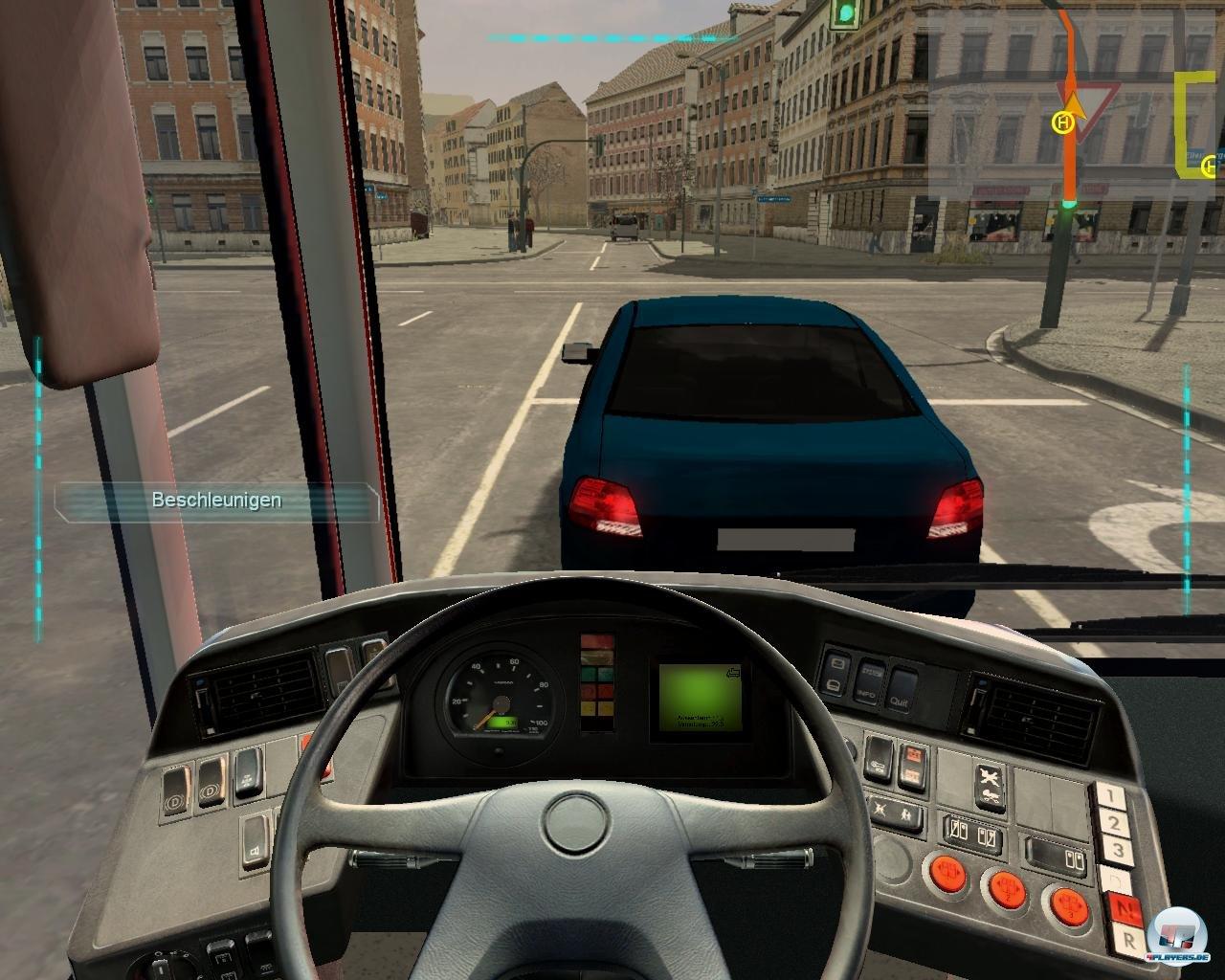 Bus Simulator 2012 free