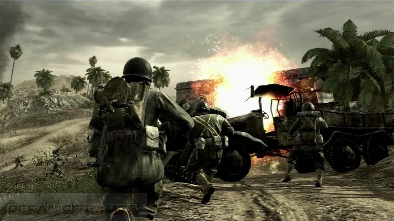 Call of Duty World at War Setup Free Download