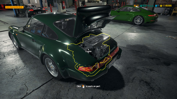 Car Mechanic Simulator 2018 Porsche Free Download