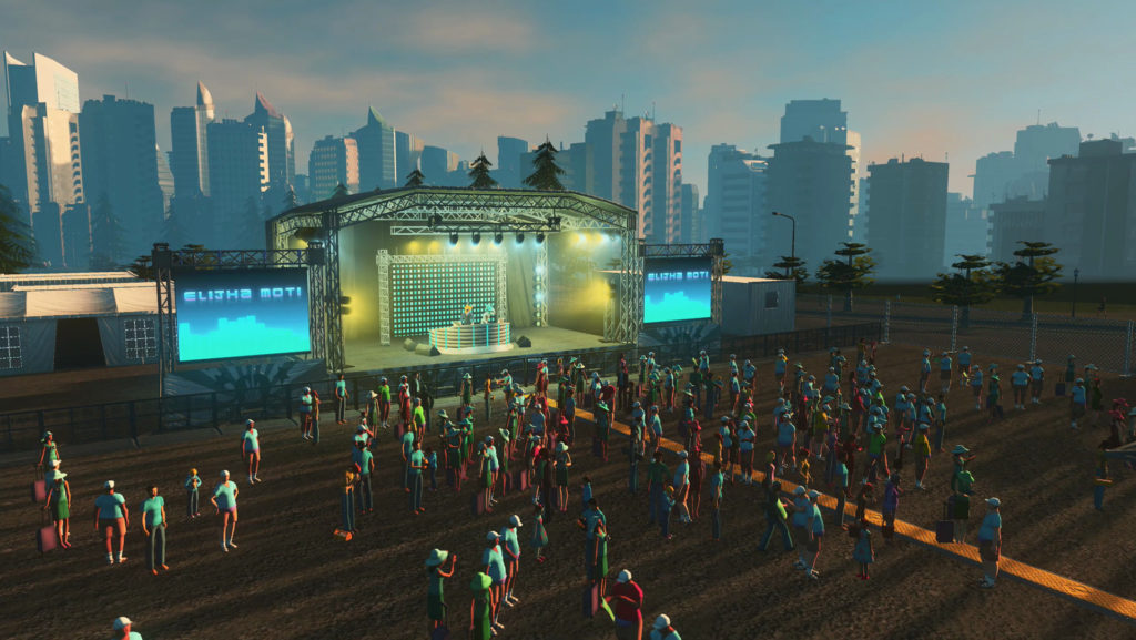 Cities Skylines Concerts Game Free Download