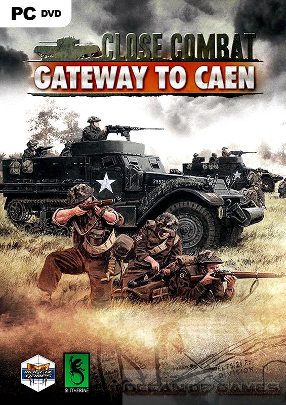 Close Combat Gateway To Caen Free Download
