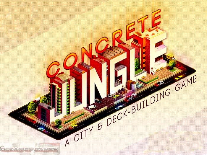 Concrete Jungle PC Game Free Download