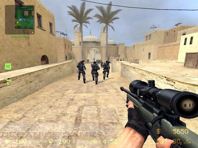 Counter Strike Source Features