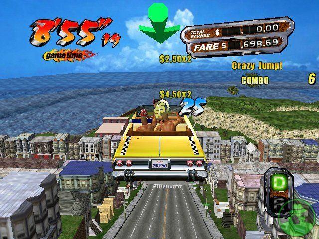 Crazy Taxi 3 Setup Free Download