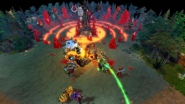 Dungeons 3 Clash of Gods Free Download