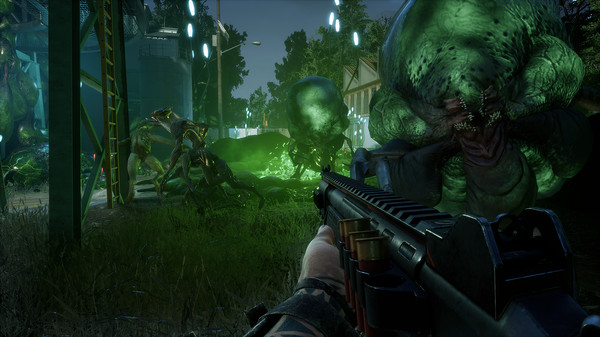 Earthfall Invasion Free Download