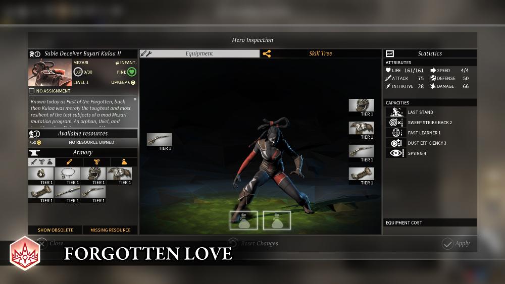 Endless Legend Forgotten Love Features