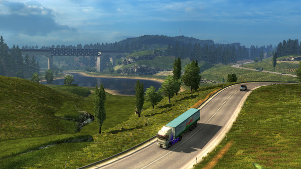 Euro Truck Simulator 2 V 1.31 With All DLC and Updates Free Download
