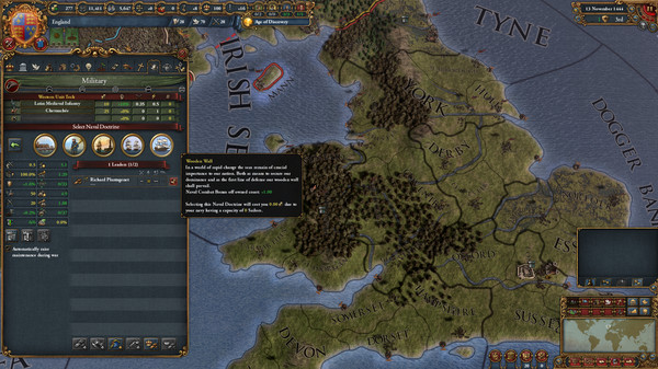 Europa Universalis IV Rule Britannia Free Download