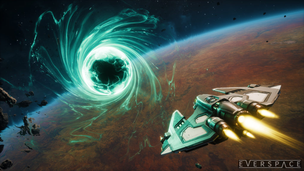 EVERSPACE Encounters Free Download