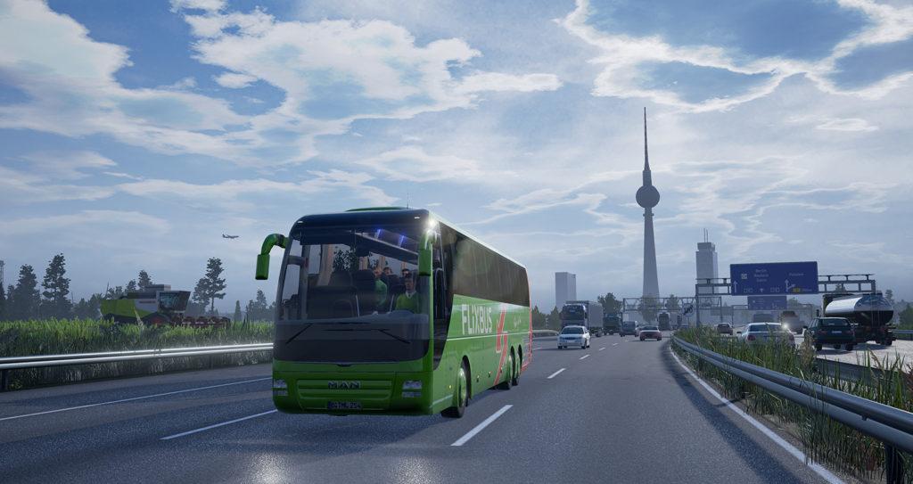 Fernbus Simulator Free Download