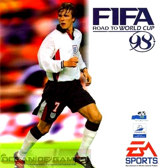 FIFA 98 Road To World Cup Free Download