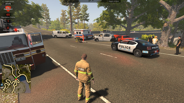 Flashing Lights Police Fire EMS Free Download