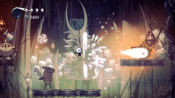 Hollow Knight Godmaster Free Download