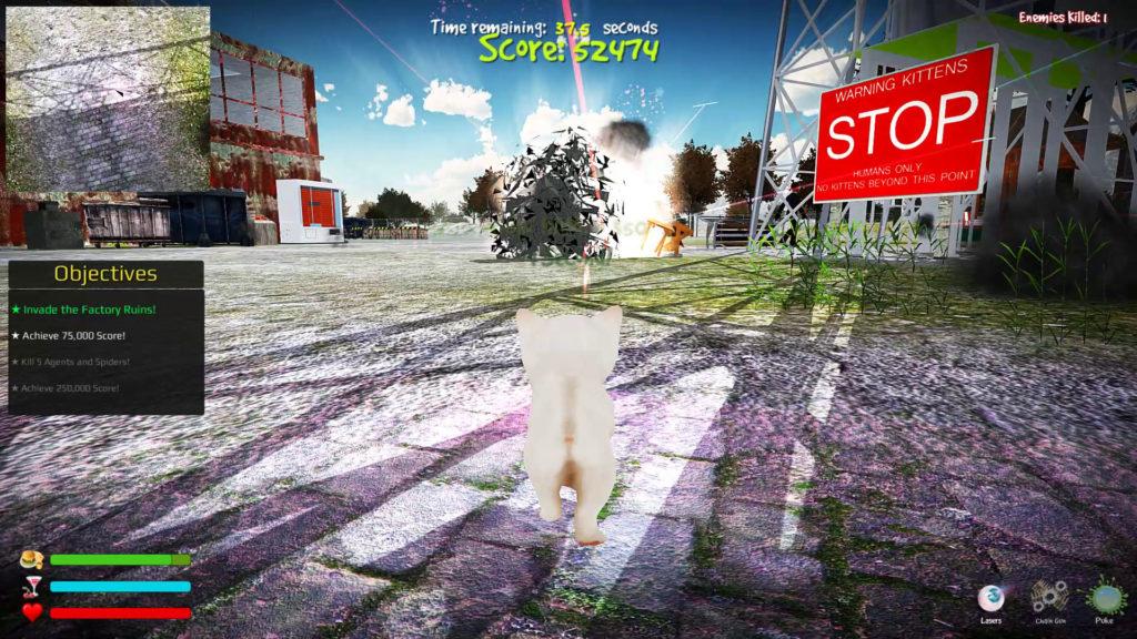 Kitten Rampage Free Download