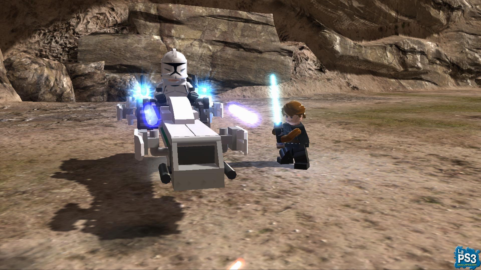 Lego Star Wars 3 The Clone Wars setup free download