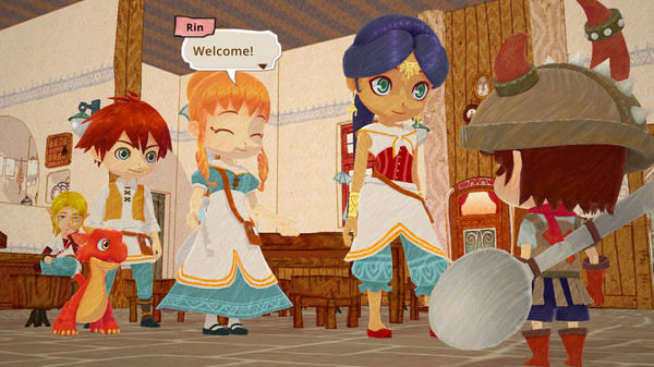 Little Dragons Cafe Free Download