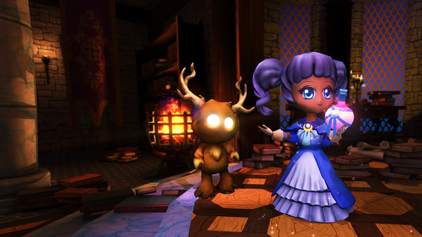 Luna And The Moonling Free Download