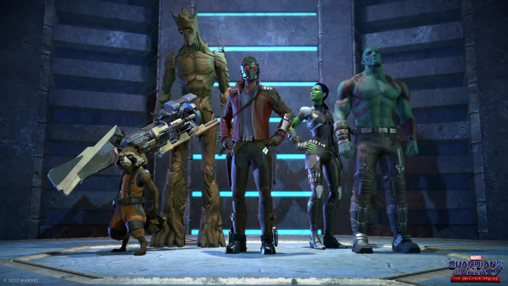 Marvels Guardians of the Galaxy Episode 1 Free Download