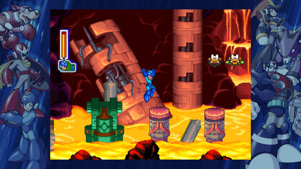 Mega Man Legacy Collection 2 Free Download