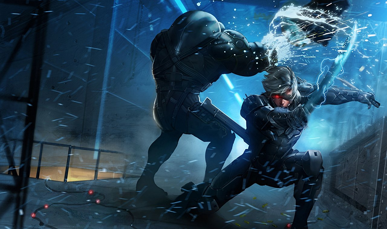 Metal Gear Rising Revengeance Repack With All Updates Free Download