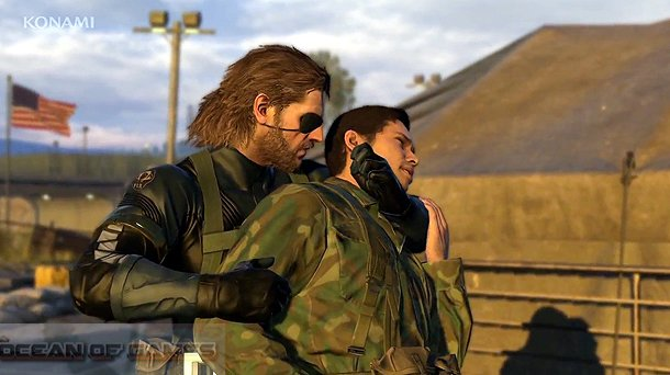 Metal Gear Solid V Ground Zeroes Setup Download For Free