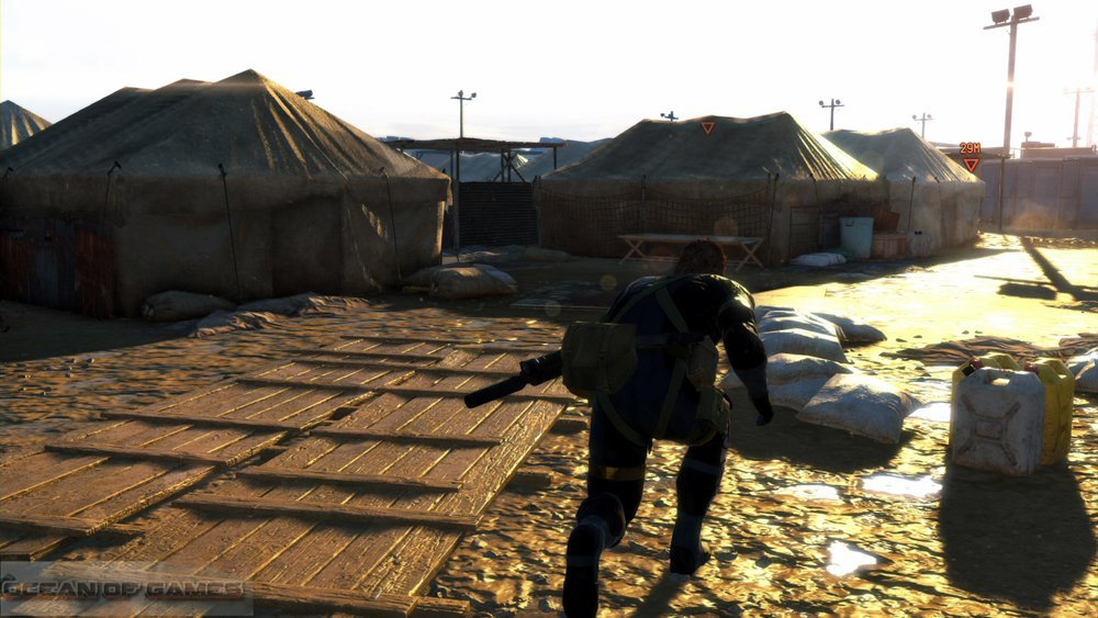 Metal Gear Solid V Ground Zeroes Setup Free Download