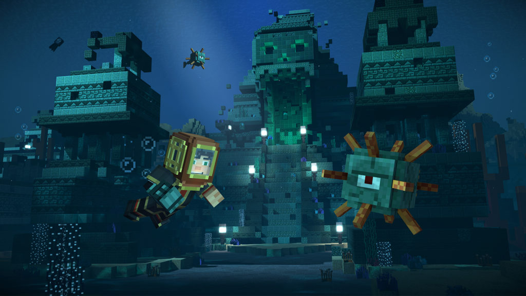 Minecraft Story Mode Season Two Episode 1 Free Download