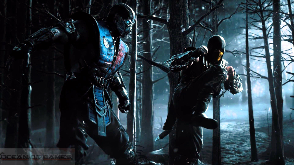 Mortal Kombat X Setup Download For Free