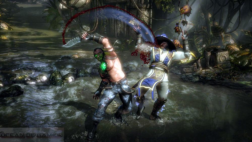 Mortal Kombat X Download Free