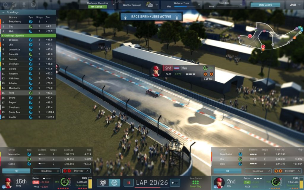 Motorsport Manager Challenge Pack Free Download