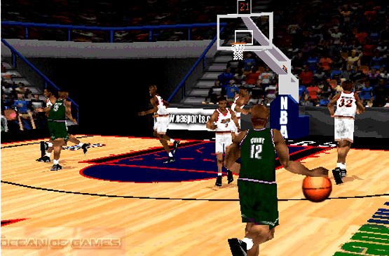 NBA 98 Features
