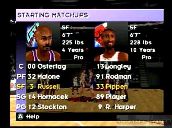 NBA 98 Setup Free Download
