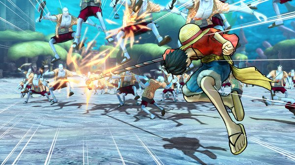 One Piece Pirate Warriors 3 Free Download