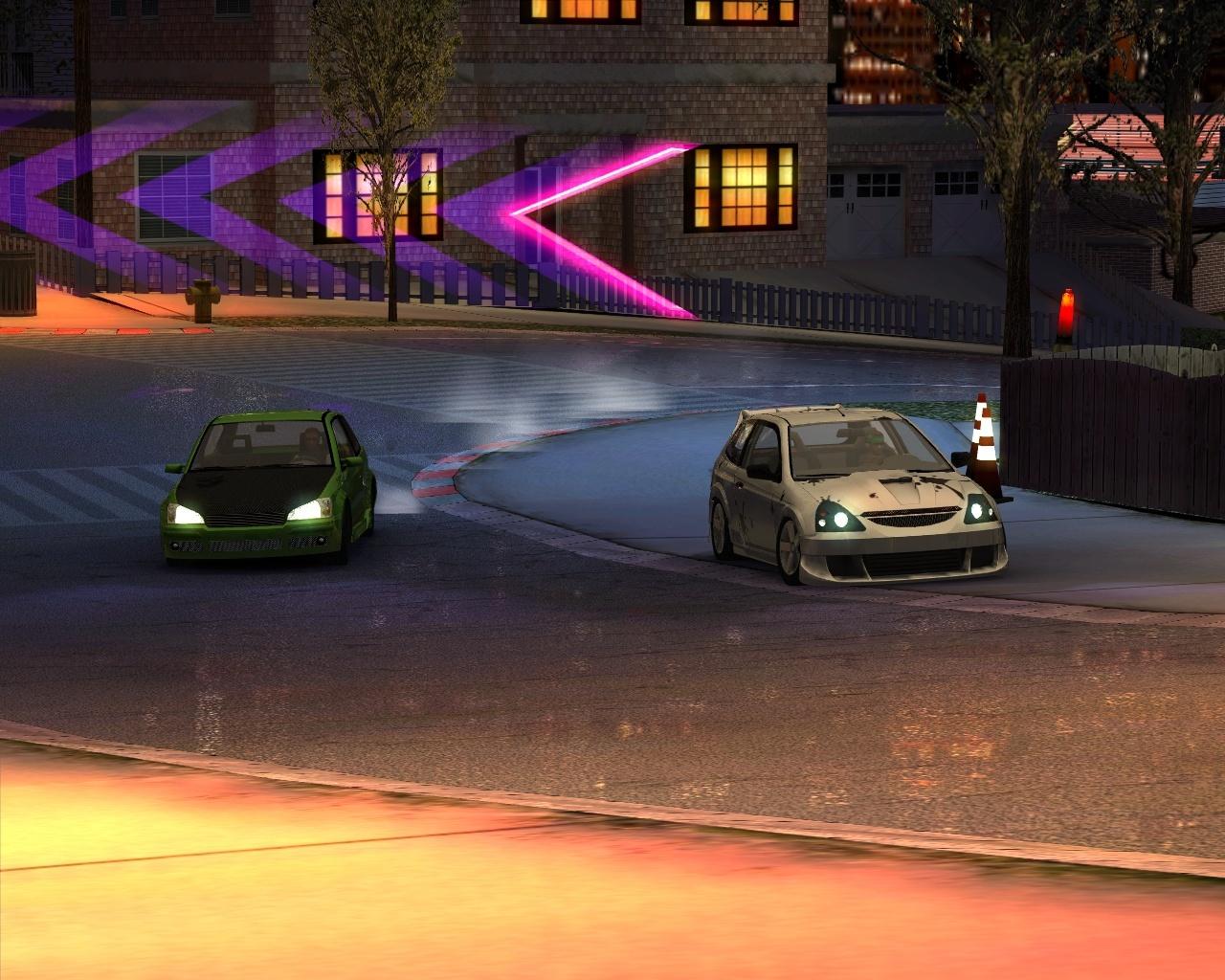 Free Overspeed High Performance Street Racing