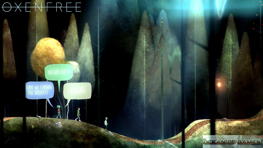 Oxenfree Download For Free
