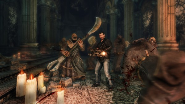 Painkiller Hell And Damnation With Updates Free Download