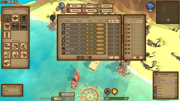 Pirates of the Polygon Sea Free Download